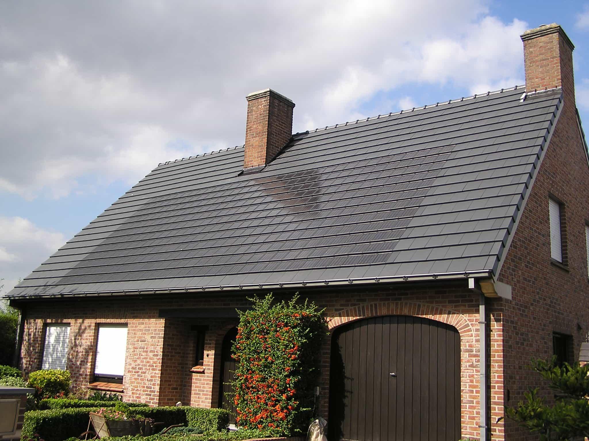 zonnepanelen dakpan energie de kempen